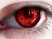 Jak zmienić koloru oczu w programie GIMP