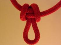 Jak wiązać mocne węzły - kilka typów