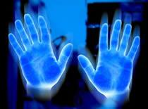 Jak zrobić świecącą dłoń