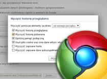 Jak czytać i usuwać zapisane hasła w Google Chrome