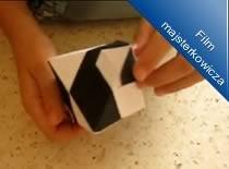 Jak wykonać diament - origami modułowe