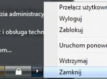 Jak wyłączyć hibernację w Windows Vista