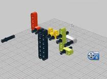 Jak zrobić prosty pistolet z klocków Lego