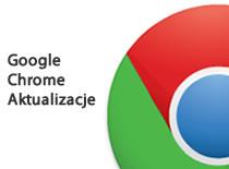 Jak otrzymywać dostępne aktualizacje Google Chrome
