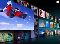 Jak przeglądać multimedia - Cooliris