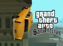 Jak wykonać Taxi Boost (na pionowej ścianie) w GTA SA