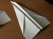 Jak zrobić samolot z papieru w wersji francuskiej