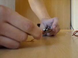 Jak zrobić elektryczną zapalarkę