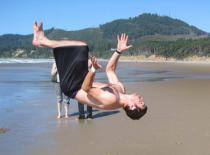 Jak zrobić backflip