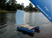 Jak zbudować statek - zabawkę typu Katamaran