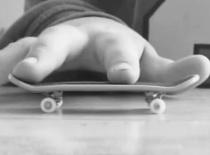 Jak zrobić Pop Shov-It na fingerboardzie