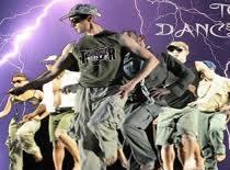 Jak tańczyć C-walk #1 - podstawowy krok