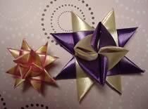 Jak zrobić ozdobne kokardy na prezenty