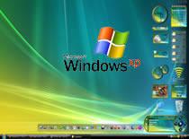 Jak zmienić styl Windows XP na Vista Inspirat 2