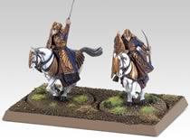 Jak pomalować Galadhrim Knights do LOTR-a