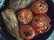 Jak zrobić faszerowane bakłażany i pomidory