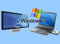 Jak podłączyć monitor pod laptopa na Windows XP