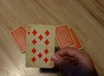 Jak wykonać sztuczkę z wysunięciem karty
