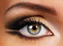 Jak zrobić makijaż w kolorach brązu - smokey eyes