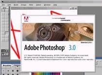 Jak pisać po ścieżce w Adobe Photoshop
