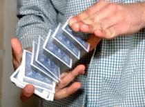 Jak efektownie zrzucać karty