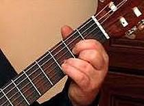 Jak zagrać gamę C-dur na gitarze