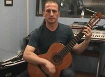 Jak grać na gitarze rytmicznej - Bicie 3/4 (2 wersje)