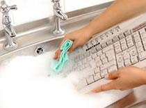 Jak wyczyścić klawiaturę