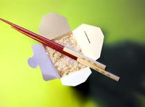 Jak ułatwić sobie jedzenie chińskimi pałeczkami