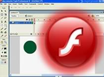Jak stworzyć animację w Macromedia Flash Professional 8 #2