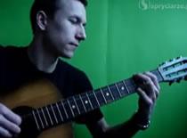 """Jak zagrać utwór """"Nadzieja"""" grupy Ira na gitarze #1"""