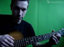 """Jak zagrać utwór """"Nadzieja"""" grupy Ira na gitarze #4"""