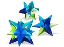 Jak złożyć gwiazdę Omega