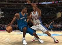 Jak zrobić alleyoop w NBA 07