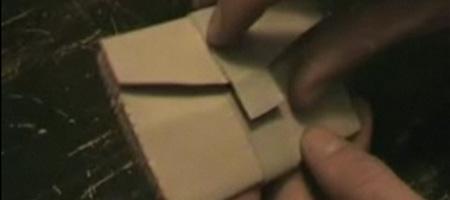 Jak zrobić portfelik z magistrali