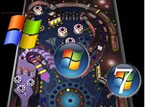 Jak dodać Pinballa z Windows XP do Visty i Windows 7