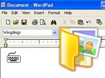 Jak wstawić obrazek do WordPada