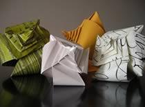 Jak zrobić skorupkę ślimaka z papieru