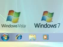 Jak zainstalować pasek z Windows 7 na Windows Vista