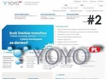 Jak założyć swoją stronę www na hostingu yoyo.pl #2