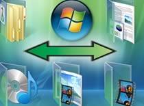 Jak zmniejszyć odstęp pomiędzy ikonami w Windows Vista