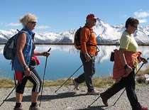 Jak trenować Nordic Walking