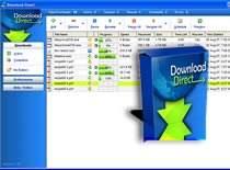 Jak pobierać z RapidShare za darmo - Direct Download