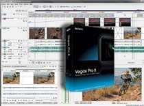 Jak zrobić zwolnione tempo (slow motion) w Sony Vegas 9.0