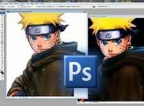 Jak wyróżnić postać lub obiekt w Photoshop CS3
