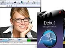 Jak nagrywać filmy programem Debut Video Capture