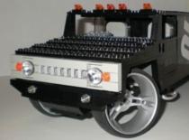Jak zrobić Hummer H2 limo z Lego