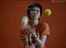 Jak wykonać młynek w żonglerce