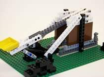Jak zbudować katapultę z klocków LEGO