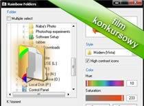 Jak zrobić kolorowe foldery